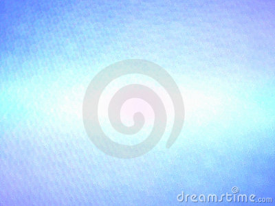Blue Glare Abstract