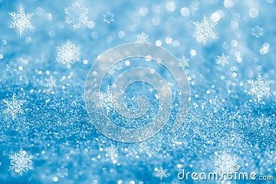 Blue Glitter Sparkles ...