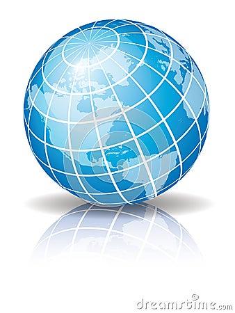 Blue Globe 2