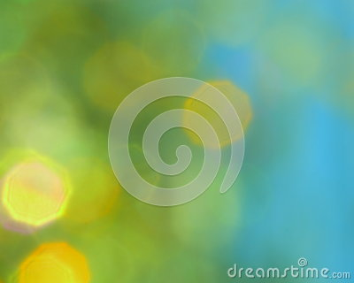 Blue Green Background - Stock Photos