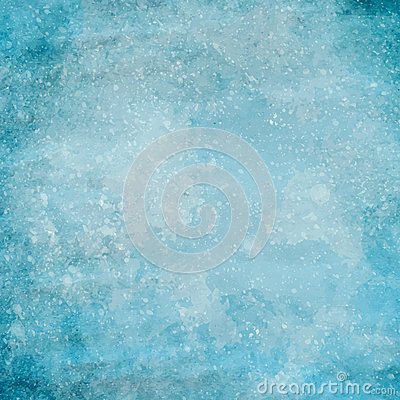 Free Blue Grunge Paper Texture With Little Drops Of White Paint. Vector Background. Royalty Free Stock Images - 48056779