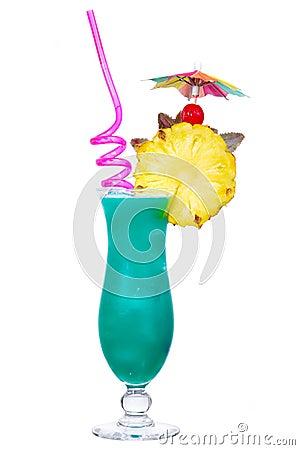 Free Blue Hawaiian Stock Photos - 23418963
