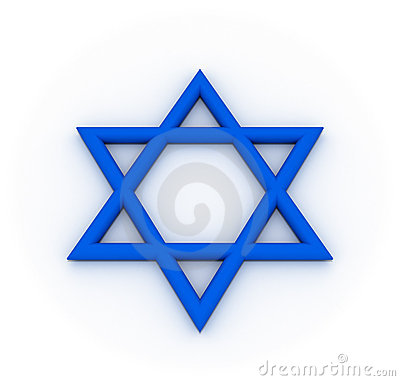 Blue Hexagram