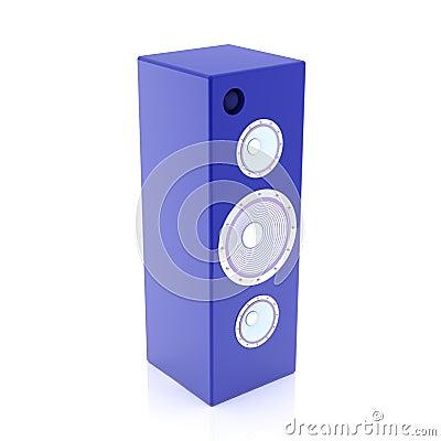 Blue HiFi Speaker