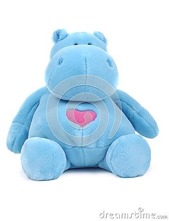 Blue Hippopotamus