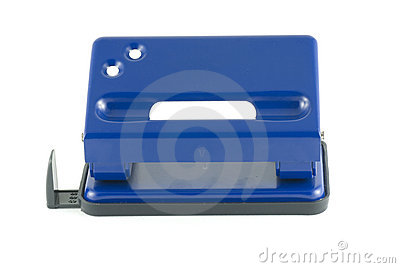 Blue hole puncher