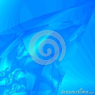 Free Blue Ice Background Stock Image - 842361