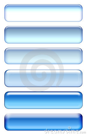 Free Blue Icons Royalty Free Stock Photo - 4305755