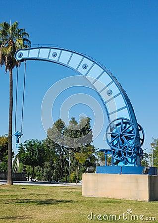 Blue iron technology
