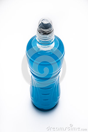 Free Blue Isotonic Drink Stock Images - 53565374
