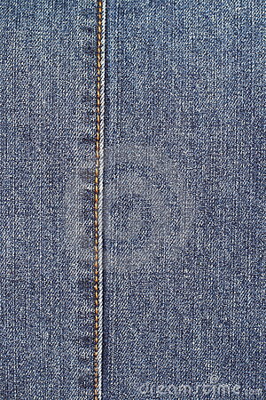 Free Blue Jean Detail Royalty Free Stock Photo - 19270645