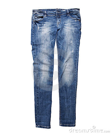 Free Blue Jeans Stock Images - 19927914