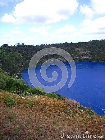 Blue Lake Mt Gambier