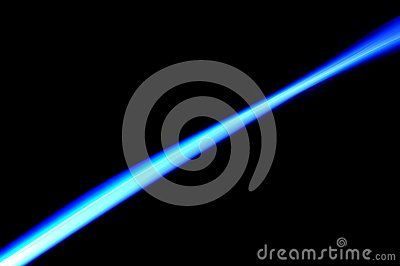 Blue laser light