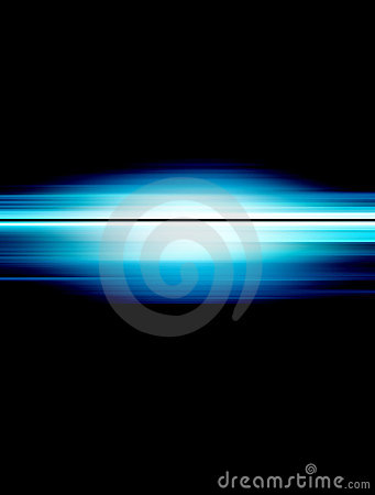 Free Blue Light On Dark Background Royalty Free Stock Images - 8012719