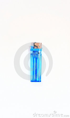 Free Blue Lighter Stock Images - 5883904