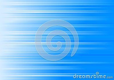 Blue line gradient