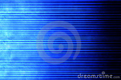 Blue Linear Background
