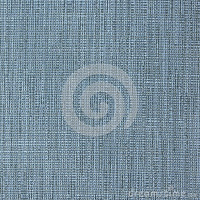 Blue linen canvas texture
