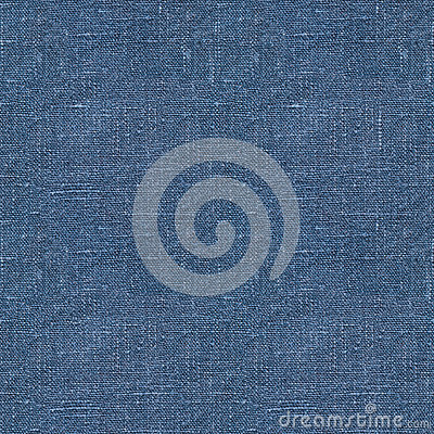 Free Blue Linen Seamless Texture Stock Photo - 30212960