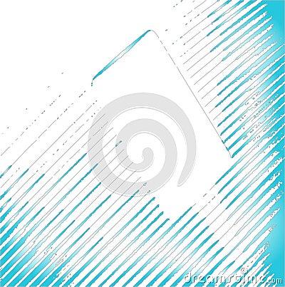 Blue Lines Blank