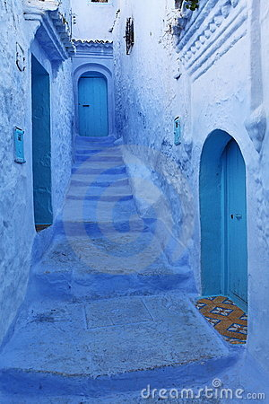 Blue medina of Chechaouen