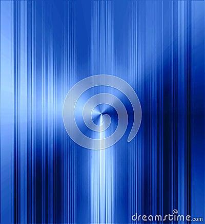 Blue Metal Stripes