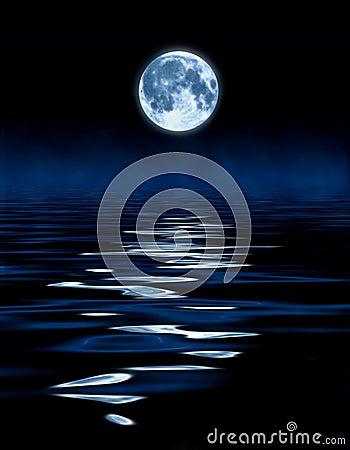 Blue Moon Ocean