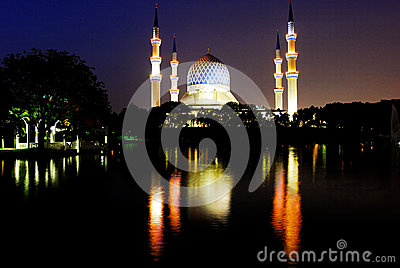 Blue Mosque Editorial Photography