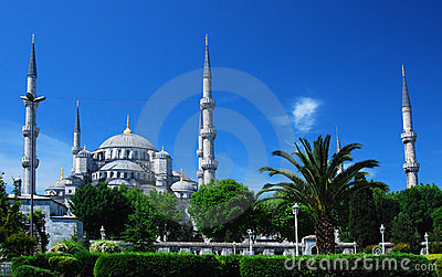 Blue Mosque (Camii) Istanbul