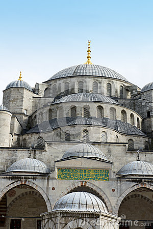 Blue Mosque, Travel Destination, Istanbul Turkey