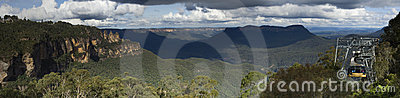 Blue Mountains Pan 45