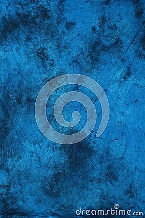 Blue muslin photography backdrop