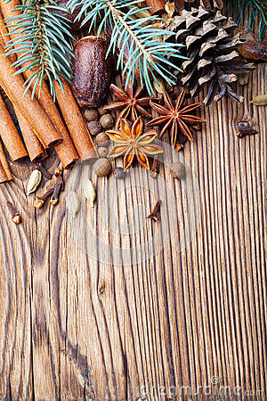 Free Blue Pine Tree Branch Christmas Winter Spices Royalty Free Stock Photo - 62890885