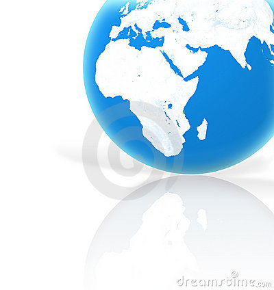 Free Blue Planet Royalty Free Stock Image - 49706