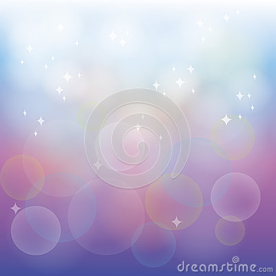 Blue and purple abstract background
