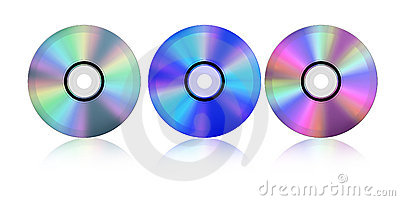Blue-ray CD