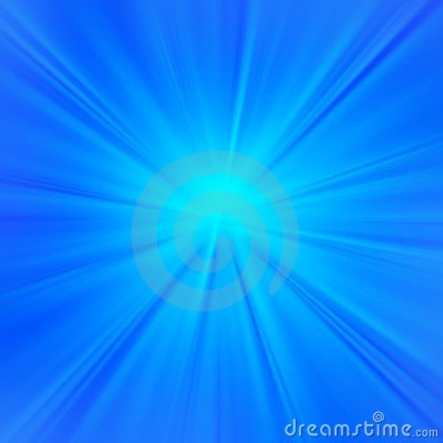 Free Blue Rays Background Royalty Free Stock Photography - 23374277