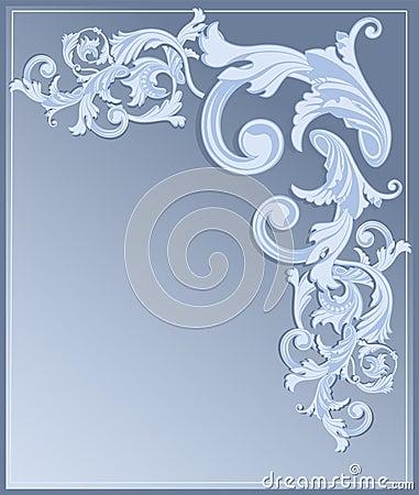 Blue Revival background