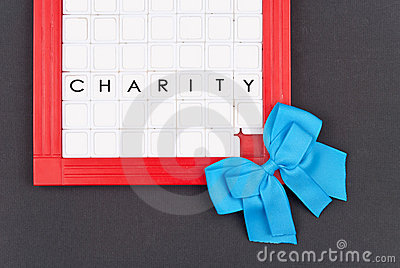 Blue Ribbon Charity