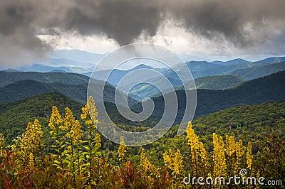 Blue Ridge Parkway NC Photography North Carolina Scenic