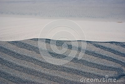 Blue Sand Layers