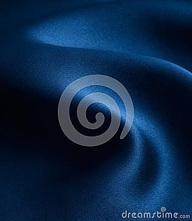 Free Blue Satin Royalty Free Stock Image - 3791866