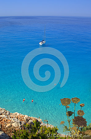Free Blue Sea Stock Images - 59120804