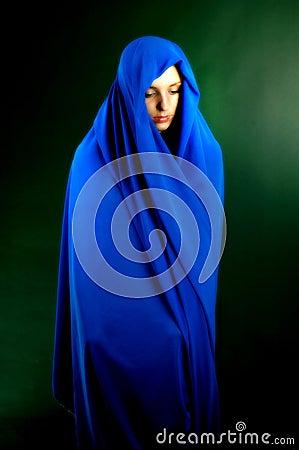 Blue serene