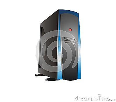 Blue Server Hosting