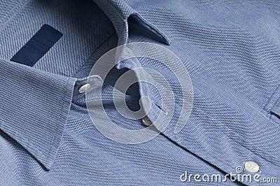 Unbuttoned Shirt