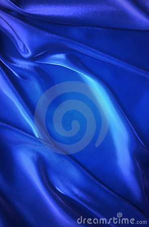 Free Blue Silk Stock Image - 1801401