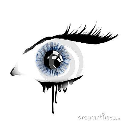 blue single eye royalty free stock images image 30622589 hydrangea clip art images hydrangea clip art no background