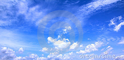 Blue Sky Royalty Free Stock Photo - Image: 20603695